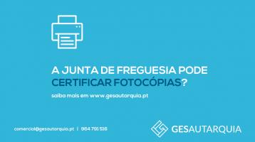 As J.F. podem certificar fotocópias?